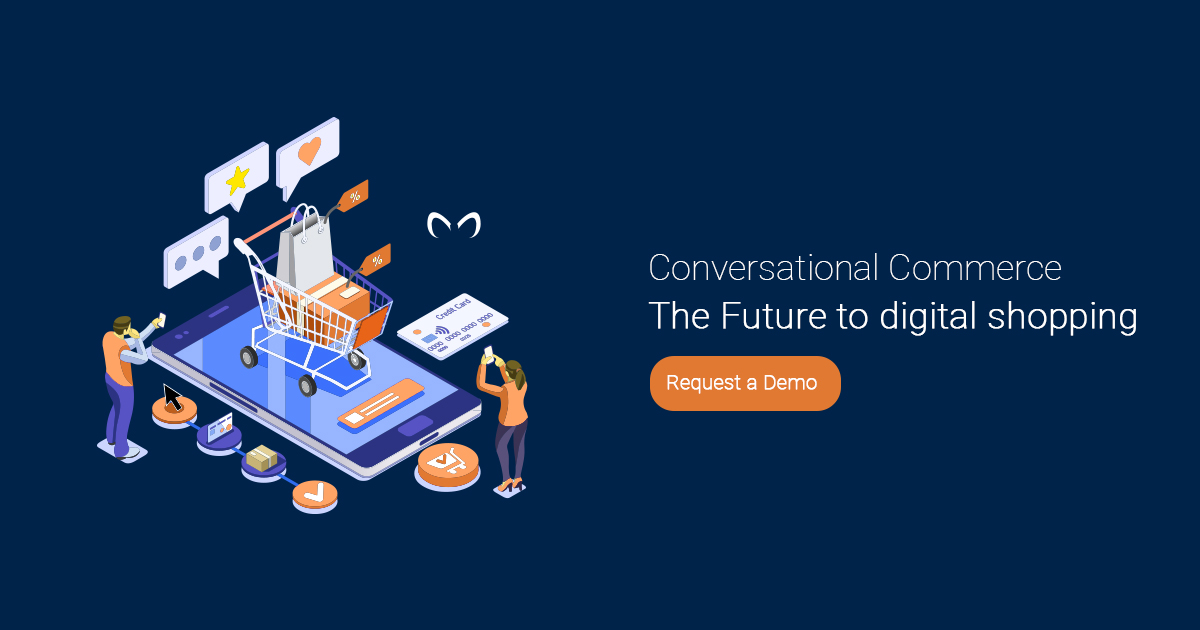 AI Conversational Commerce in retail