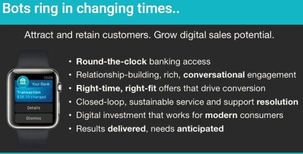 Banking Chatbots Benefits