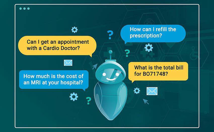 Call Automation & Digital deflection Solution for Healthcare Industry