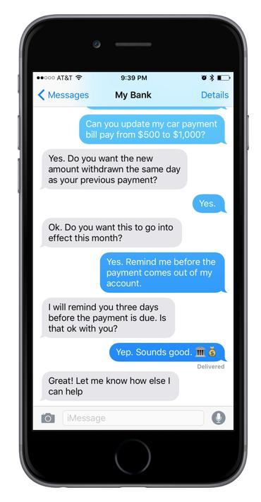 Banking bot