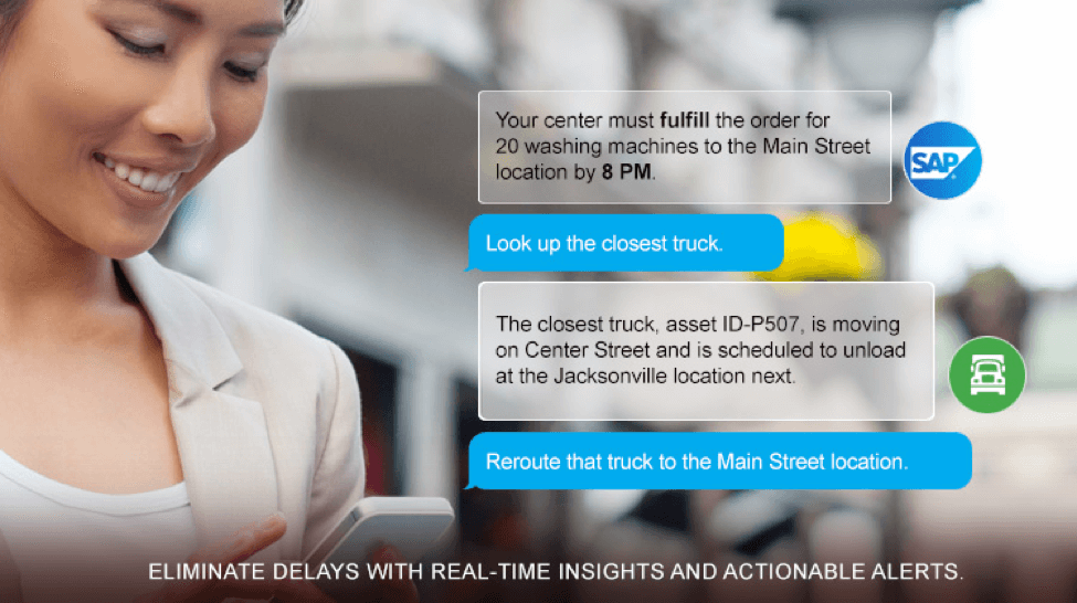 Chatbots for SAP
