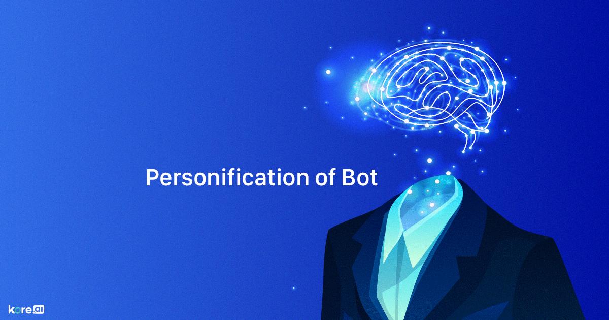 personalization of bot