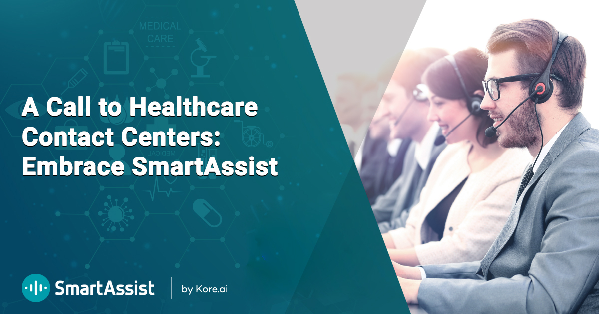 Call center solutions for healthcare industry