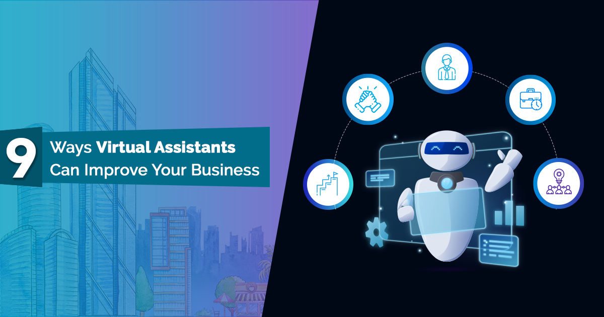 Conversational AI powered intelligent virtual assistants