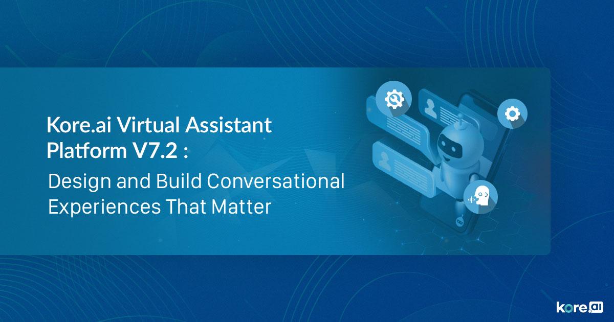 Build conversational experiences