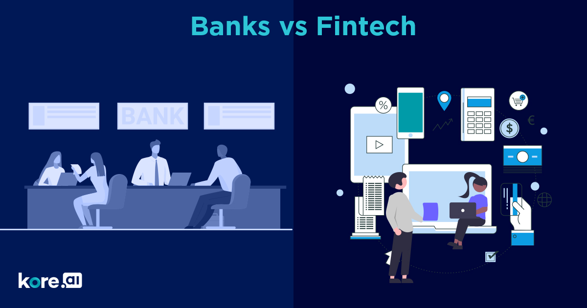 Traditional Banks can Challenge Fintech Firms with Conversational AI